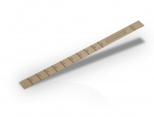 Urine measuring tape Ecopatent