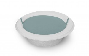 Lid for Toilet Seat Bowl NT CB 1 Ecopatent