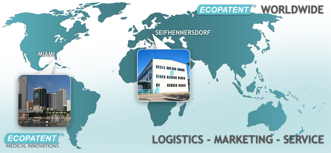 Logistic Marketing Service Ecopatent