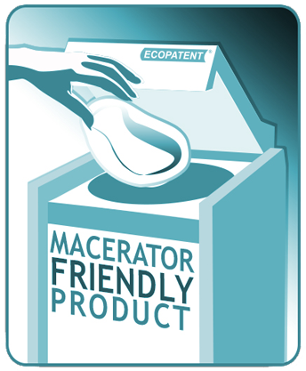 Macerator friendly