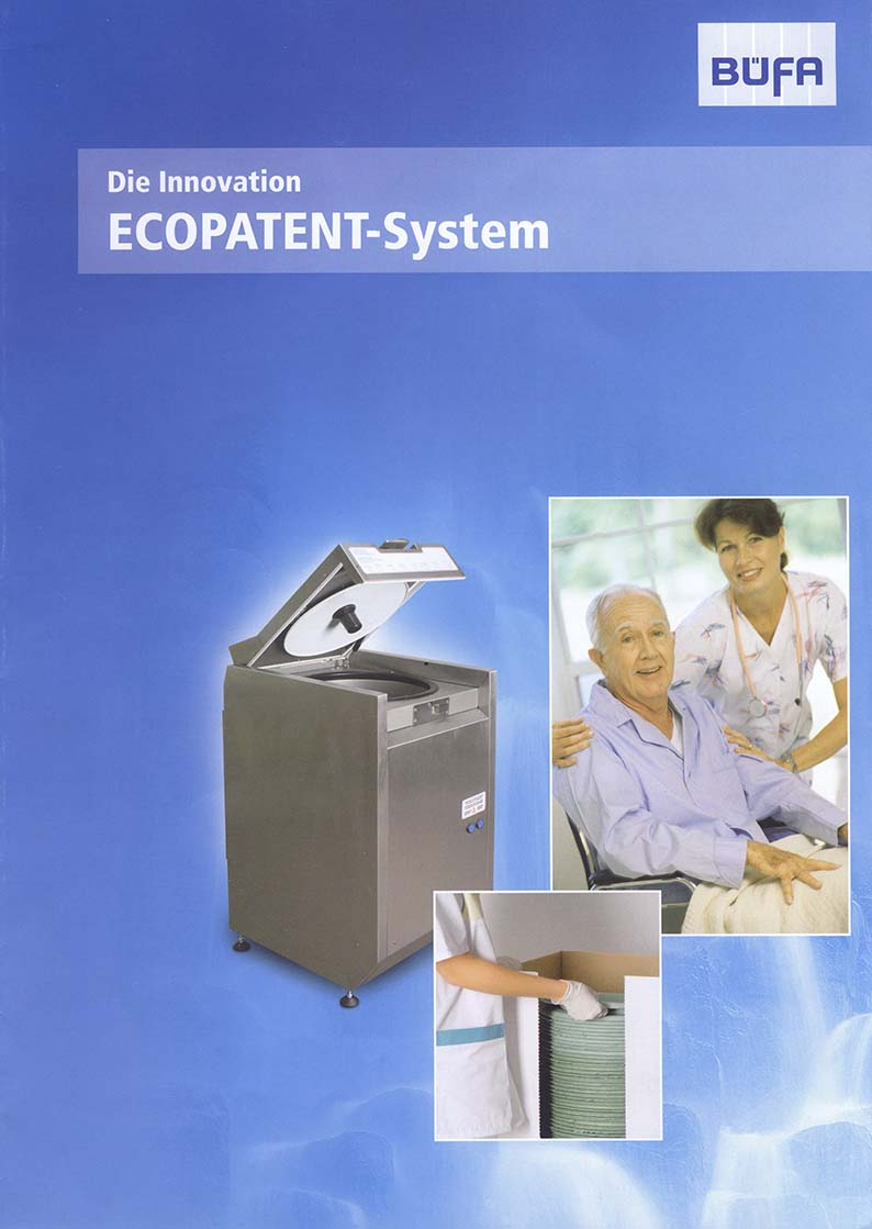 Die Innovation ECOPATENT®-System