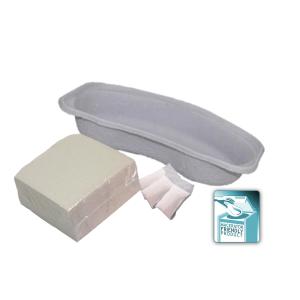 ECOPATENT® Recycled Paper Nieren- Brechschale SET-N15000